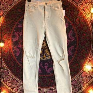 BDG White Pants